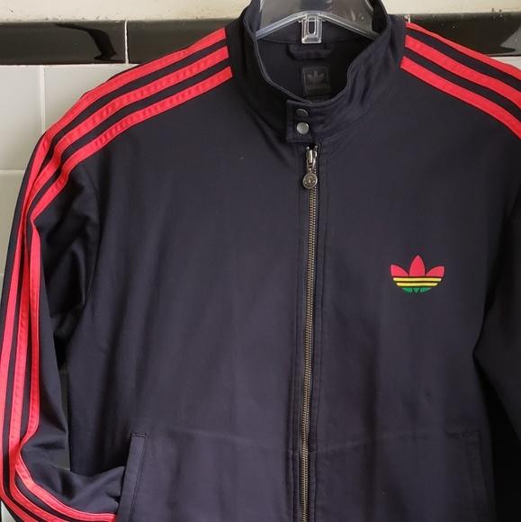 Cumbre Leer atleta  adidas Jackets & Coats | Adidas Originals Bob Marley Inspired Jacket |  Poshmark